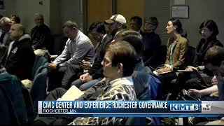 Civic Center leadership