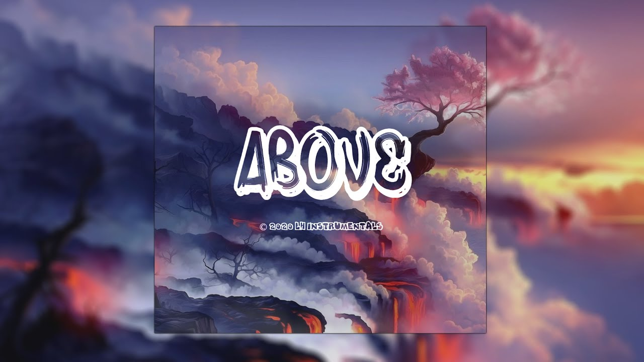 """Above"" - 90s OLD SCHOOL BOOM BAP BEAT HIP HOP INSTRUMENTAL"