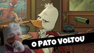 Primeiras Impressões: Howard the Duck #1 (2015)