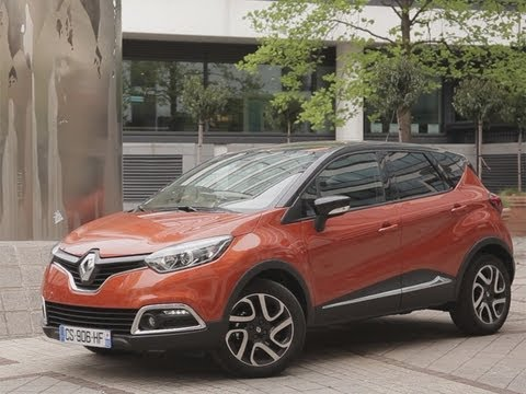 essai renault captur 1 2 tce 120 edc intens 2013 youtube. Black Bedroom Furniture Sets. Home Design Ideas