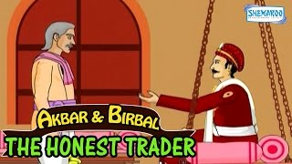 Akbar And Birbal - The Honest Trader - Funny Animated Stories