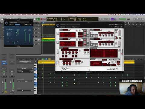 EP.19 Logic Prox Tutorial - (Dancehall) Popcan, Mavado, Vybz Kartel, Alkaline etc  2017