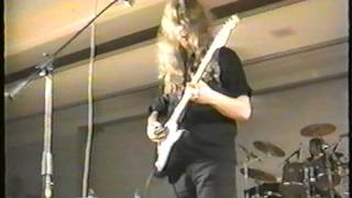 Opeth Milwaukee Metalfest August 2000