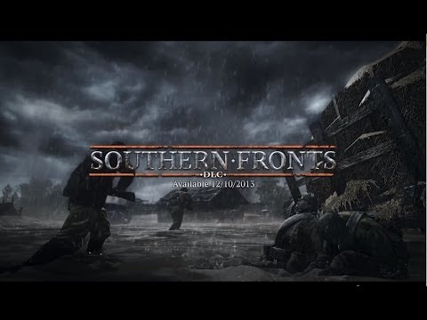 Company Of Heroes 2: Southern Fronts Update