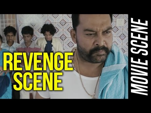 Goli Soda - Fight Scene   Vijay Milton, Kishore   Anthony