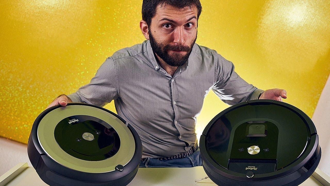 Aspirapolvere robot come scegliere perchè comprarlo e quanto