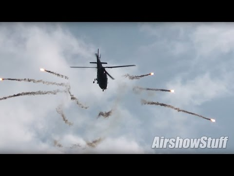 Incredible Belgian A109 Helicopter Demonstration - Sanicole Intl Airshow 2015
