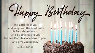 Happy Birthday to our Pastor Uncle  | Stay Blessed.....