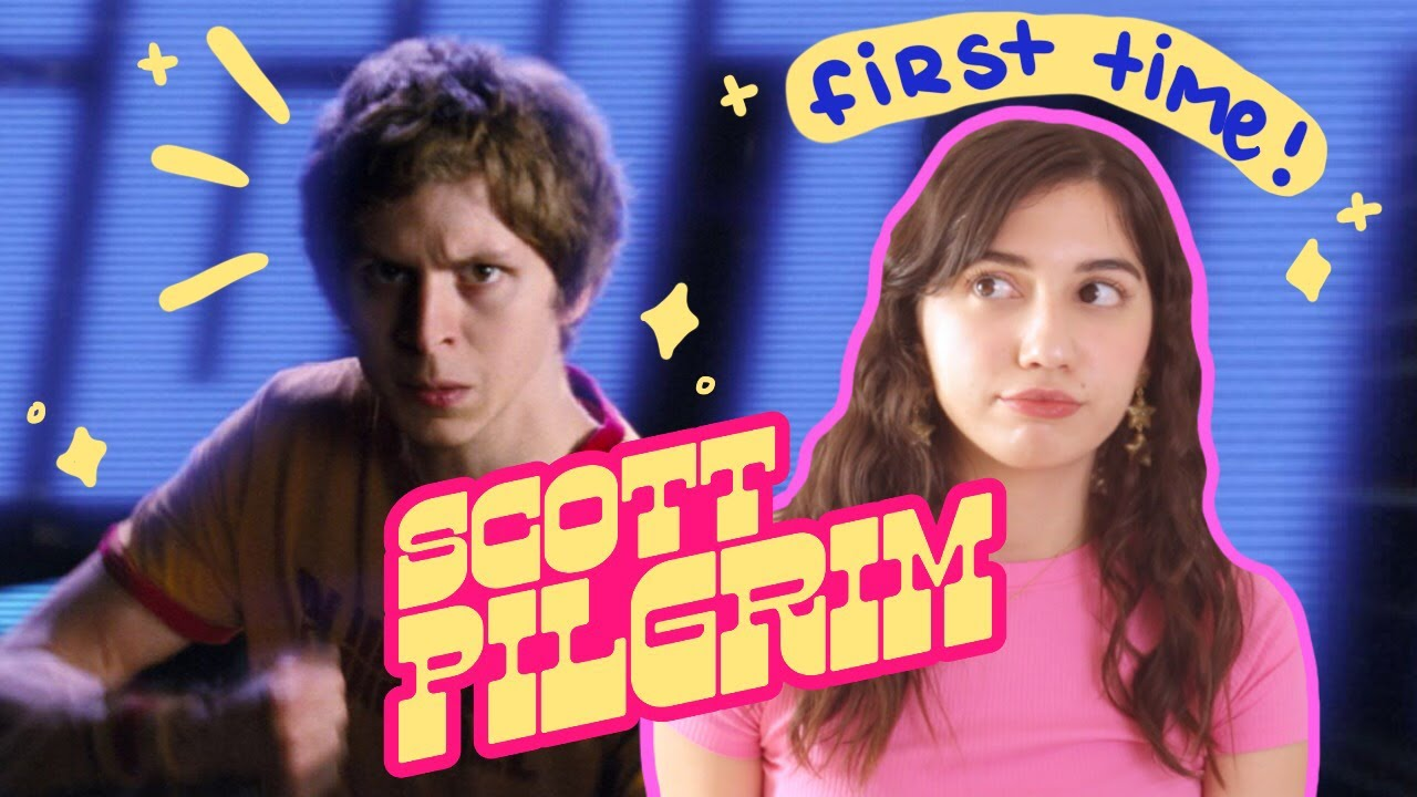 Scott Pilgrim vs. The World FIRST TIME WATCH! | Movie Commentary