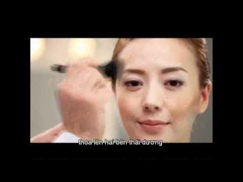 Hướng dẫn trang điểm dùng mỹ phẩm Oriflame - by Jonas Wramell - Má hồng