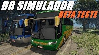 BR SIMULADOR - NOVO SIMULADOR DE ONIBUS - JOGO BRASILEIRO!!!