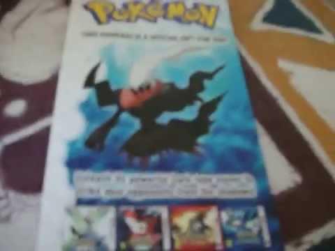 Darkrai special event mystery gift: my new Darkrai! - YouTube