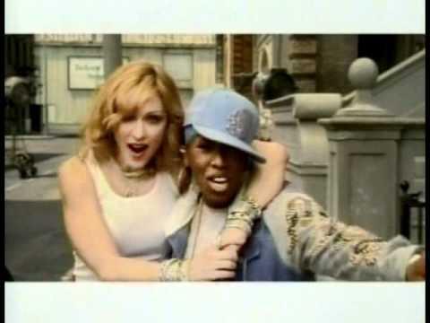 madonna---'03-gap-commercial-with.missy-elliott