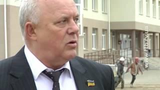 В селі Тинне Сарненського району добудовують одну з найбільших шкіл України