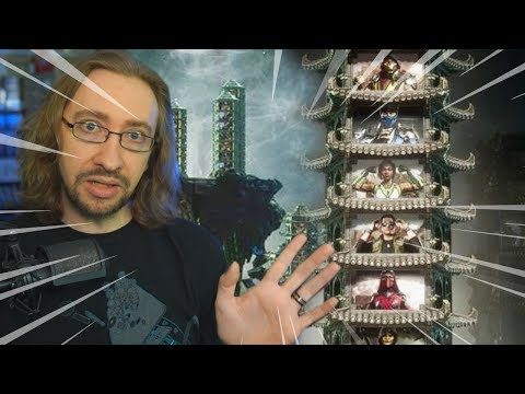 Towers/Krypt Are Jacked Up - MK11 Dev Breakdown and Max's Thoughts