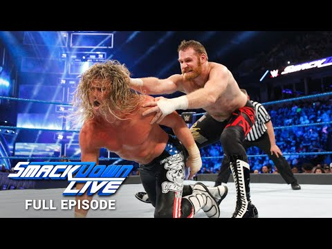 WWE SmackDown LIVE Full Episode, 13 February 2018