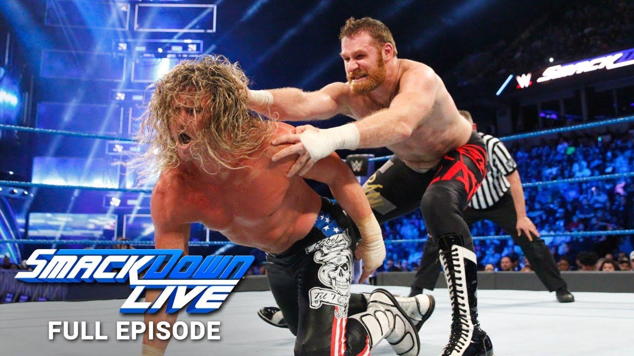 WWE SmackDown LIVE Full Episode, 13 February 2018