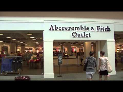 Jersey Gardens - Shopping Mall - New Jersey - TV Tourism Commercial - The Travel Channel - USA