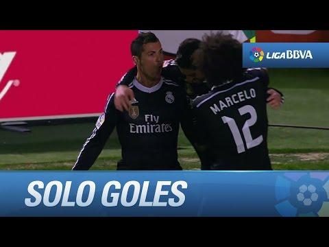 Todos los goles de Elche CF (0-2) Real Madrid