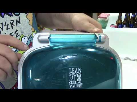 George Foreman Grill Top Plate Not Heating, Part 1 - Diagnosis