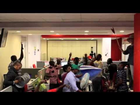 Harlem Shake v1 (Ogilvy Africa Edition)