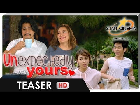 Teaser | Two of PH cinema's box office icons & the new blockbuster love team! | 'Unexpectedly Yours'