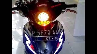 Modifikasi JupiterMX 135LC : Full LED