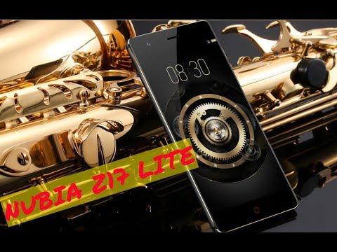 NUBIA Z17 Lite распаковка и краткий обзор стиляги