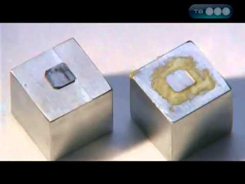 Как сделать искусственные бриллианты