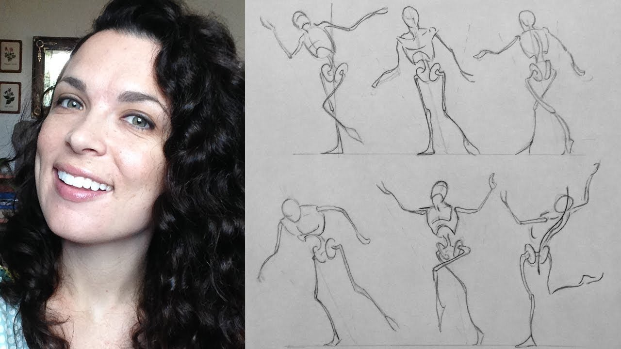 Watts Atelier Online Figure Drawing Phase 3 059 Youtube