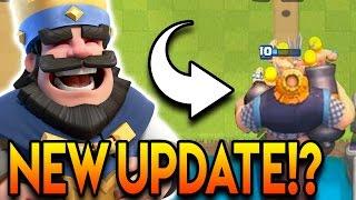 NEW UPDATE LEAKED! - Clash Royale - HUGE NERFS/BUFFS (Clash Royale August Update Leak 2016)