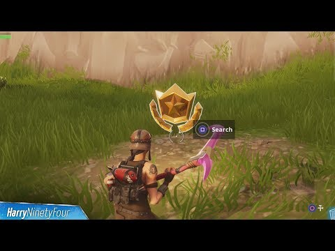 Secret Season 5 Week 3 Battlestar Location Guide (Road Trip Challenges) - Fortnite Battle Royale