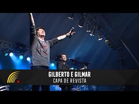 Gilberto e Gilmar - Capa de Revista - Gravado Em Um Circo, Onde Tudo Começou...