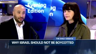 Academic boycott of Israel with Bashar Iraqi & Dr. Einat Wilf