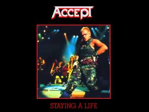 Accept: Head Over Heels (Staying a Life)