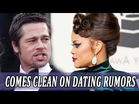 Andra Day was very angry with Brad Pitt because of the false love rumors between them