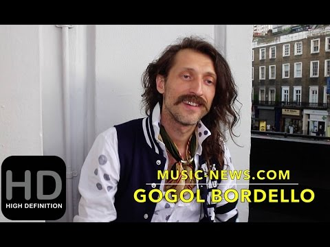 Gogol Bordello I Interview I Music-News.com