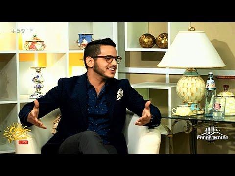 "Arayik Shahbazian on ""Good Morning Armenians"" Talk Show - PanArmenian TV   ANDRENALINE"