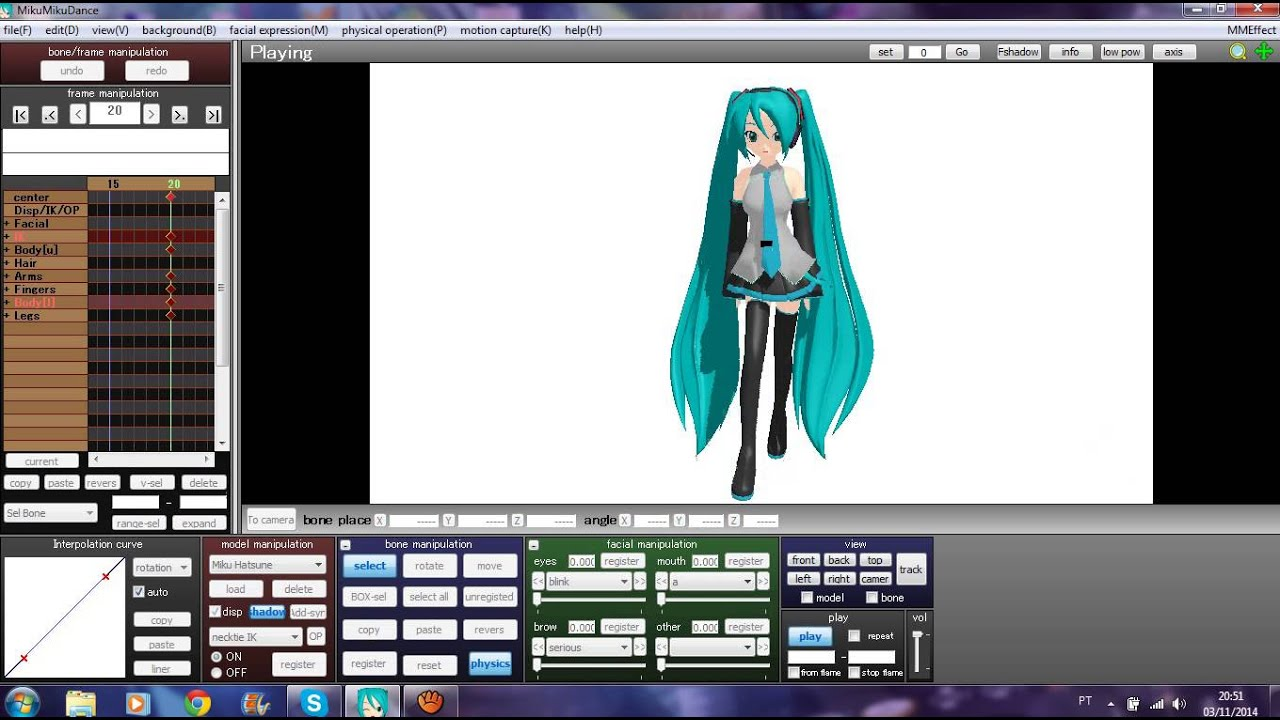 Como usar o background image - Como Usar O Mikumikudance Tutorial Br Pt