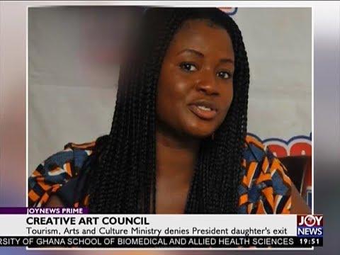 Creative Art Council - Joy Entertainment News (12-1-18)