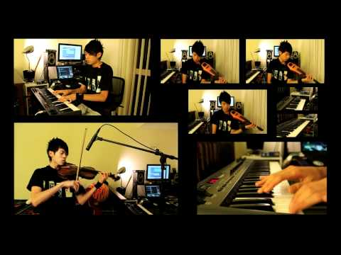 Far East Movement - Rocketeer feat. Ryan Tedder (Cover)