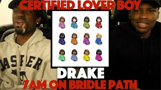 Drake - 7am On Bridle Path FIRST REACTION/REVIEW (CLB)