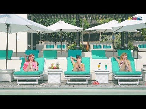 Gugudan SEMINA(구구단 세미나) - '샘이나' MV Making Film