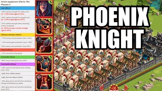 Goodgame Empire - Artifacts of the Phoenix Knight