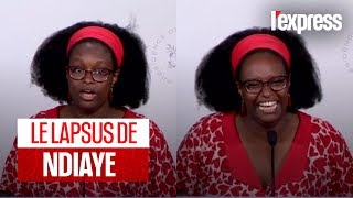 Sibeth Ndiaye : son lapsus sur Rugy