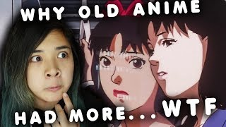 What In The World Was Up With Older Anime? (ft. Bennett the Sage)