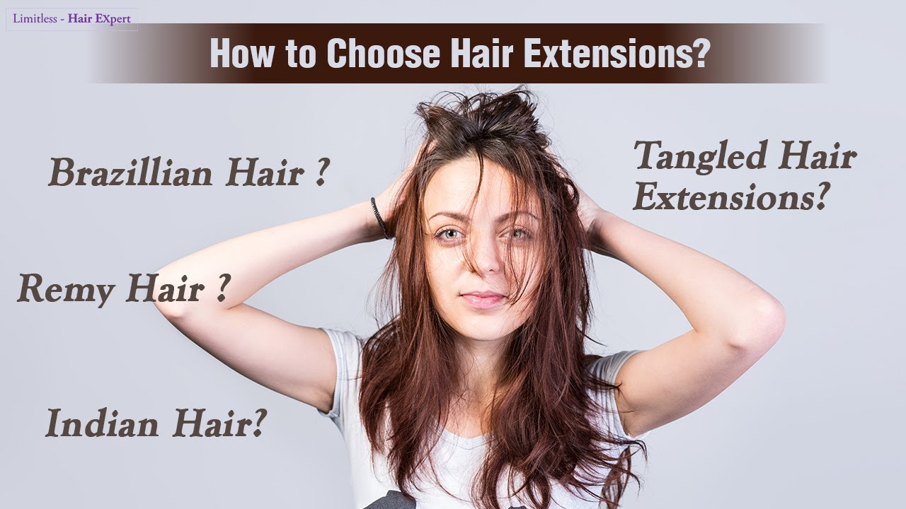 Why Hair Extensions Tanglewhat Is Remy Hairhow To Choose Hair