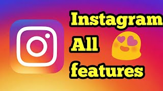 How to use instagram in hindi 2018 || instagram all features & settings
