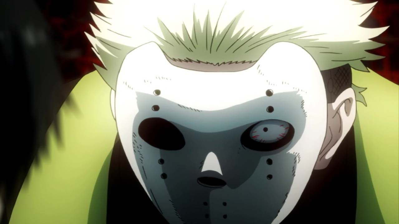 Tokyo Ghoul Episode 11 東京喰種トーキョーグール Review - Jason and Kaneki's Torture Time - YouTube