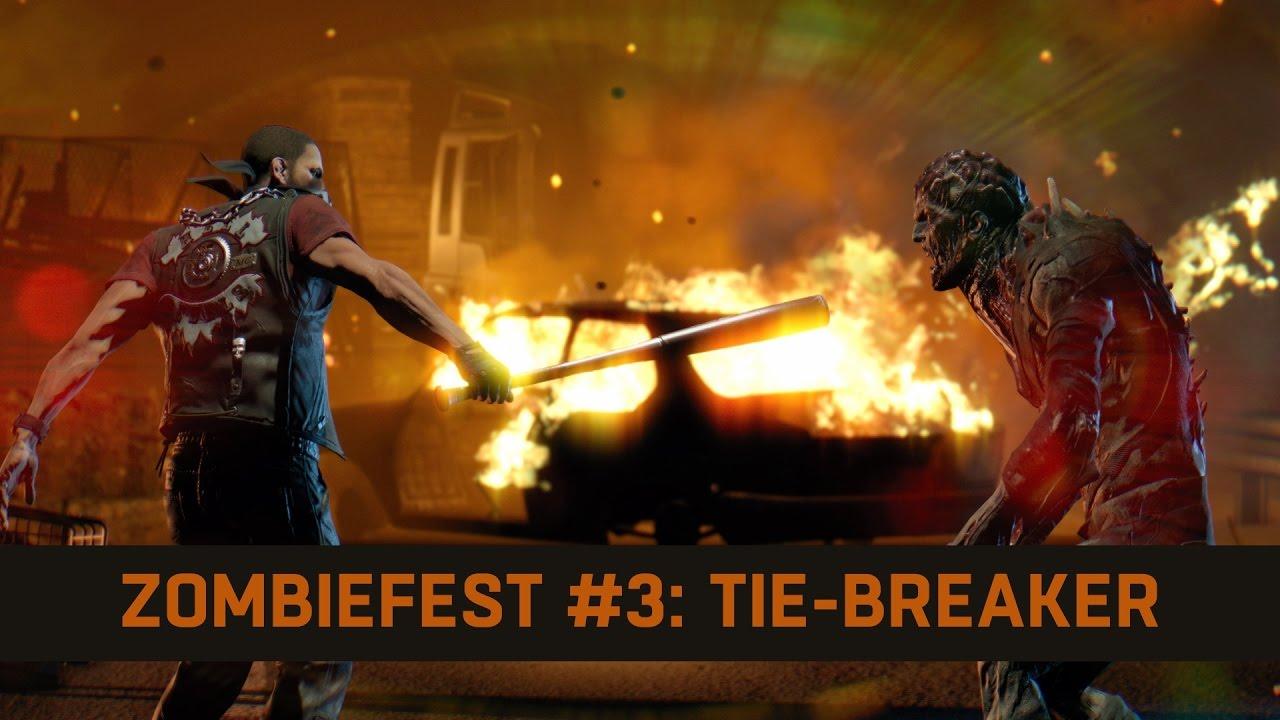 Dying Light | Zombiefest #3: Tie-Breaker